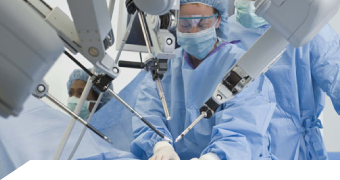 Robotics gynaecology